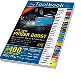 Toolbook - Lista de precios de catálogo inglés (tamaño A5), Vitrina práctica, lista de precios...