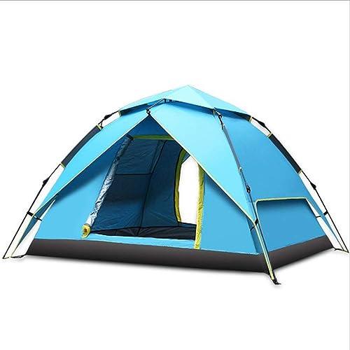 LHZTZKA Tente imperméable Double Multiple Personne, Accessoires de Remplacement pour Tente de Camping pour Baton de Tente et bache réglables