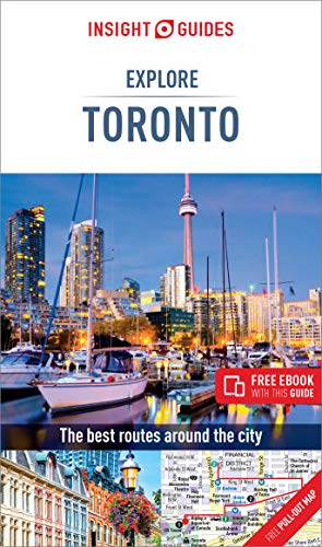 Insight Guides Explore Toronto (Insight Explore Guides): (Travel Guide with free eBook)