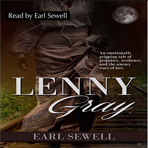 Lenny Gray audiobook cover art