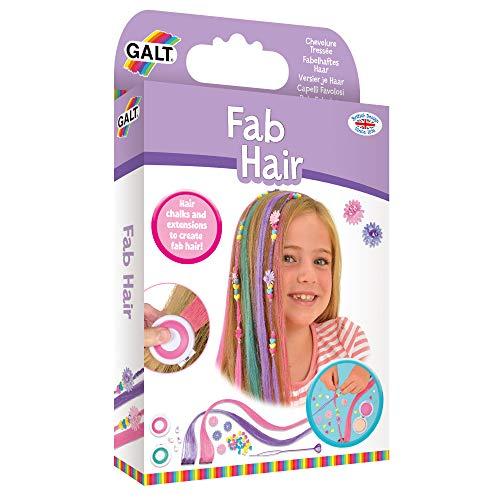 Galt Toys Fab, Extension per capelli e gesso kit per bambini