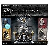Mega Construx Game of Thrones メガコンストラックスゲームオブスローンズ 鉄の玉座 [並行輸入品]
