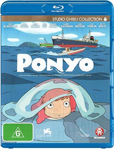 Ponyo [Edizione: Australia]