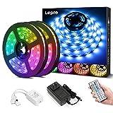 Lepro LEDテープライト SMD 5050 両面テ�