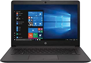 HP 240 G7 Laptop 1S5F1PA#ACJ (10th Gen Intel Core i3-1005G1/4 GB RAM/1TB HDD/14.0 inch/DOS/Intel UHD Graphics/1.52 kg) Dar...