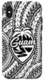 iPhone X/XS Tribal Seal of Guam Case