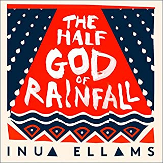 The Half-God of Rainfall                   By:                                                                                                                                 Inua Ellams                               Narrated by:                                                                                                                                 Inua Ellams                      Length: 1 hr and 17 mins     1 rating     Overall 5.0
