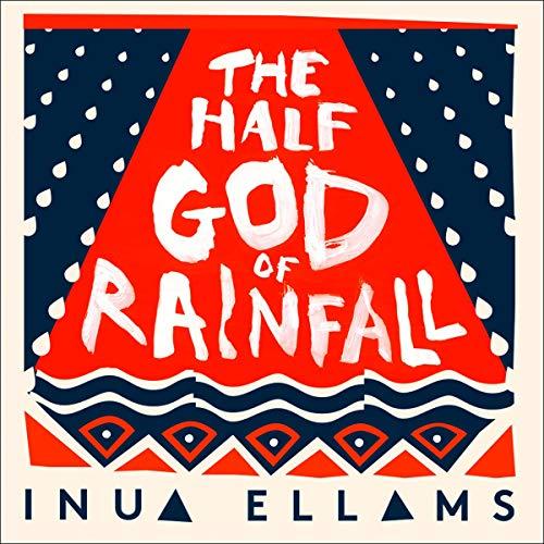 The Half-God of Rainfall audiobook cover art