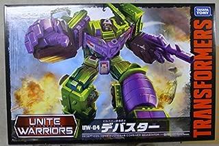 TAKARA TOMY Devastator Transformers Unite Warriors UW-04 Figure