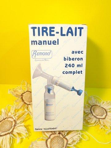 Tire-Lait Manuel