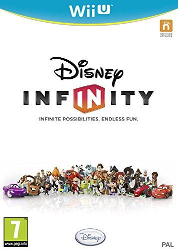Disney Infinity: Starter-Set Wii U (PEGI)