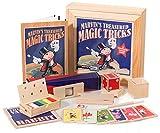 Marvin's Magic - Treasured Tricks Wooden Magic Tricks Set For Kids   Includes