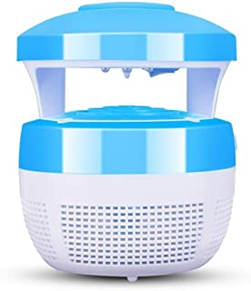 FANPING Mosquito Lamp Household Mosquito Bedroom Mosquito Repellent Artifact Mosquito Silent (Color : Blue)