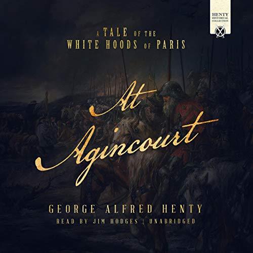 At Agincourt audiobook cover art