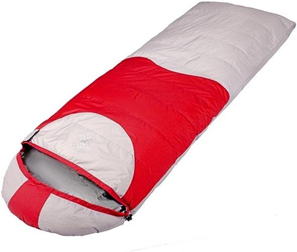 SHUIDAI Sacs de couchage enveloppes extérieures vers le bas , rouge , 190+257878cm