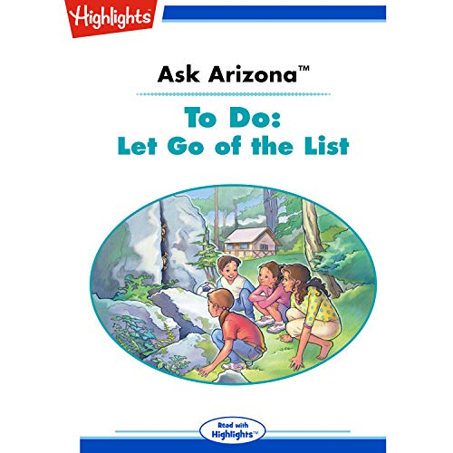 Ask Arizona: To Do: Let Go of the List cover art