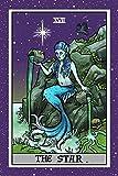The Star: Tarot Card Notebook