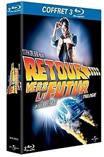 Coffret Trilogie Retour vers le futur [Blu-ray] (B003YI3DJK)   Amazon price tracker / tracking, Amazon price history charts, Amazon price watches, Amazon price drop alerts