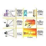 Zoom IMG-2 telemetro distanziometro laser professionale 40m