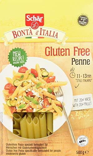 Schär Pasta Penne glutenfrei , 2er Pack (2 x 500g)