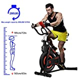 Zoom IMG-1 onetwofit cyclette casa indoor con