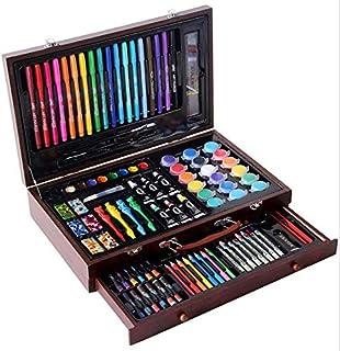 123pcs Colors Watercolor Pen Set Children Painting Crayon Pencil Pigment For Kids Art Drawing - Pens & Writing Stationery ...