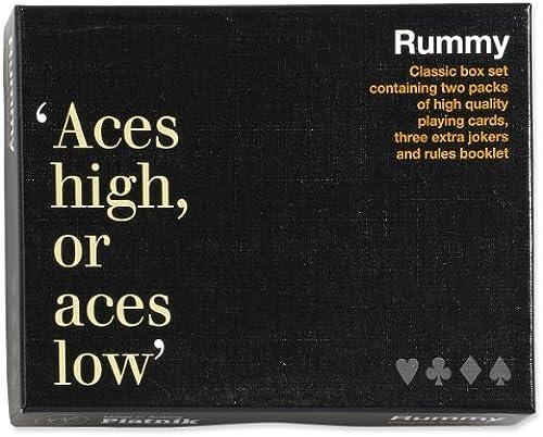 artículos novedosos Piatnik Piatnik Piatnik Rummy Card Game by Piatnik  Hay más marcas de productos de alta calidad.