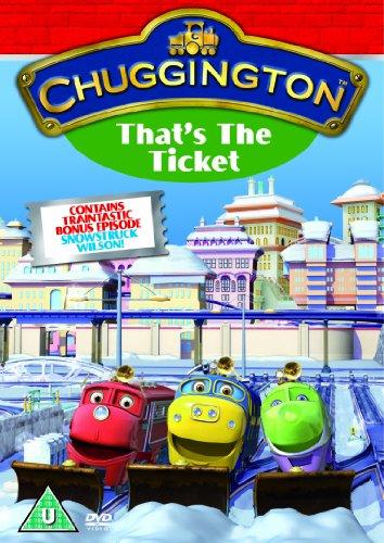 Chuggington: Volume 6 [Edizione: Regno Unito] [Edizione: Regno Unito]