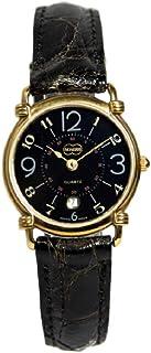Orologio da abito Black Vintage Dress Watch XMC578 Swiss Made