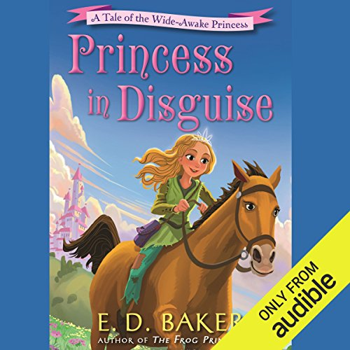 Princess in Disguise cover art