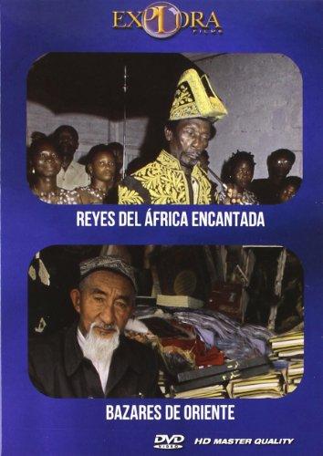 Pack Explora (REYES DEL AFRICA ENCANTADA/BAZARES DE ORIENTE) 2 DVD