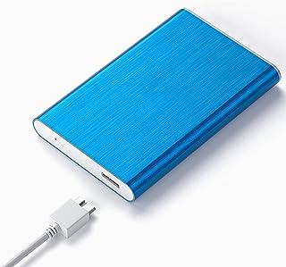 Draagbare HDD Externe Harde Schijf 1tb /500 gb /250 gb / 80 gb, 2,5 inch Usb3.0 gegevensopslag, geschikt voor pc, desktop,...