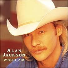 Who I Am by Jackson, Alan (1994) Audio CD