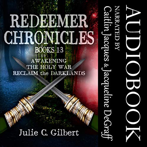 Redeemer Chronicles: Books 1-3 cover art