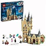 LEGO Harry Potter Torre di Astronomia di Hogwarts, Modello di Castello Giocattolo, Compatibile con i Playset La Sala Grande e Il Platano Picchiatore, 75969