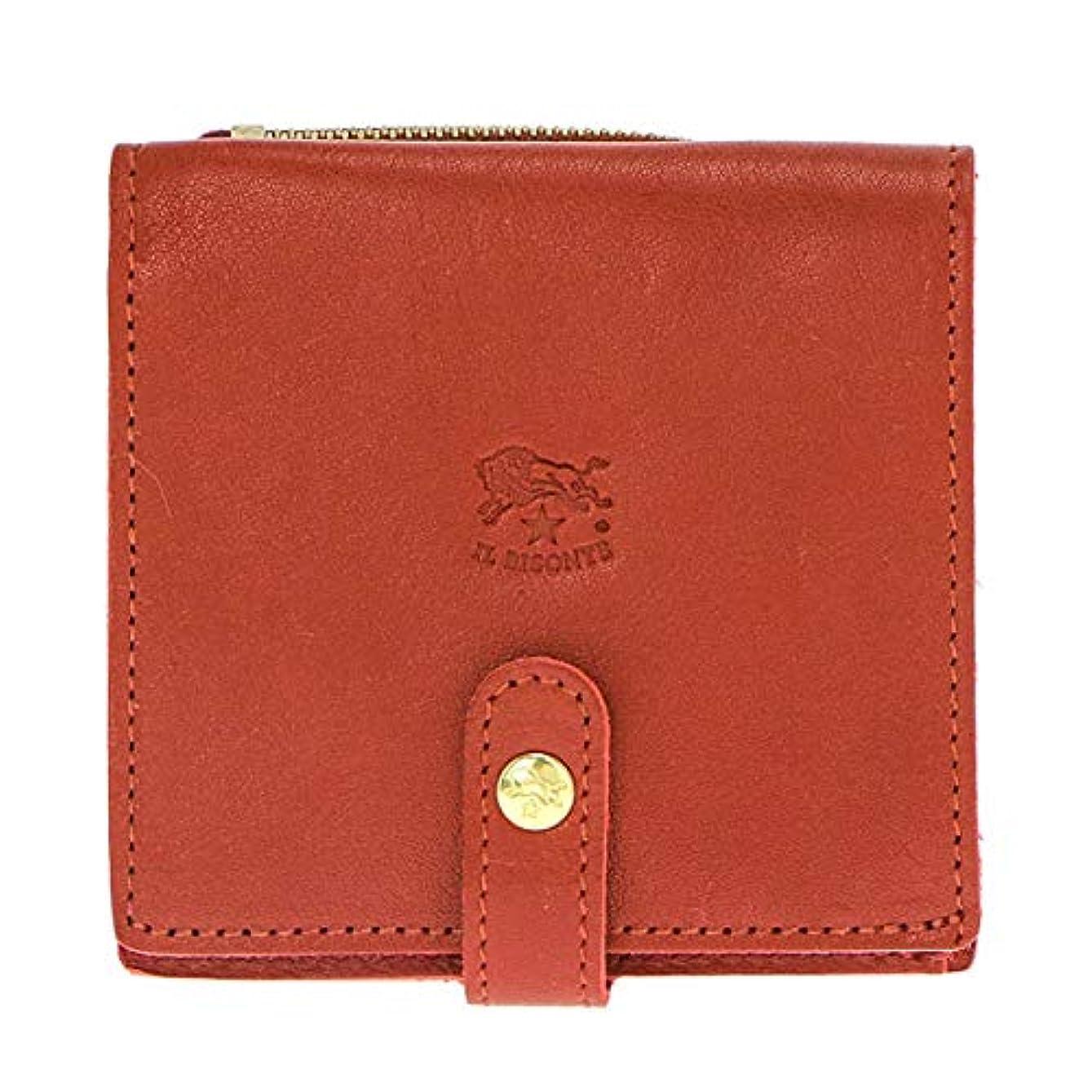 グラディスコンサルタント擬人イルビゾンテ C0962/245 二つ折り財布 【並行輸入品】