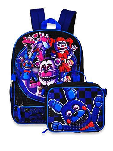 Kids Freddy Fazbear School Supplies Five Nights at Freddys Backpack Set