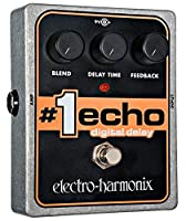 electro-harmonix エレクトロハーモニクス エフェクター デジタルディレイ #1 Echo 【国内正規品】