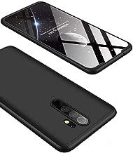Xiaomi Redmi Note 8 Pro case, Ranyi Luxury 3 in 1 Bumper Design 360 Full Body Protection Ultra Slim Thin Flexible Electroplated Hard Case Cover for Xiaomi Redmi Note 8 Pro 6.53