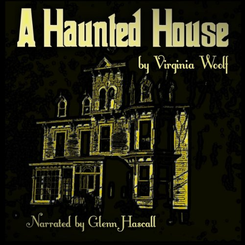 A Haunted House audiobook cover art