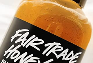Lush Fairly Traded Honey Shampoo 8.4 Oz Lather up for Shiny, Lustrous Locks Made in Canada ~ Ships From Usa by Lush