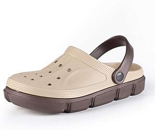 Mens Quick Drying clog Sandals,garden Shoes,lightweight nursing Slide Slippers,Slip On men's Beach mule for Yard/Garden/Ho...