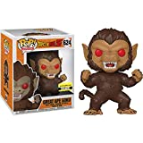 Great Ape Goku (EE Exc): Funk o Pop! Animation Vinyl Figure Bundle with 1 Compatible Protector (624 ...