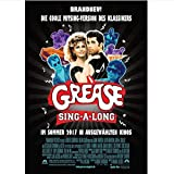 ARTMERLOD Canvas Poster Grease Movie Posters and Prints