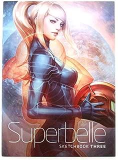 Superbelle Sketchbook 3