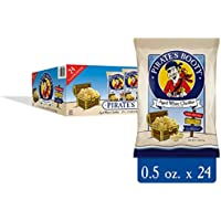 24-Pack Pirate's Booty Cheese Puffs (Real Aged White Cheddar)
