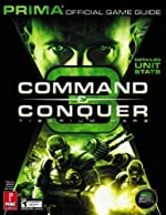 Command & Conquer 3 Tiberium Wars - Prima Official Game Guide de Stephen Stratton