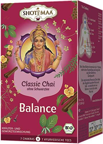 Shoti Maa Bio Balance - Classic Chai ohne Schwarztee (2 x 32 gr)