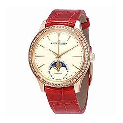 Master Ultra Thin 18K Rose Gold Diamond Watch Q1252501
