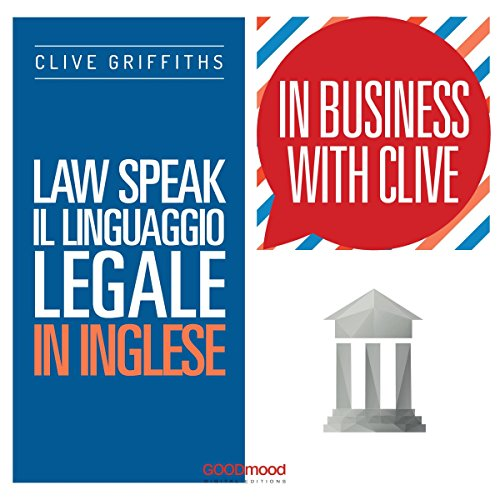 Law Speak - Il linguaggio legale in inglese  audiobook cover art